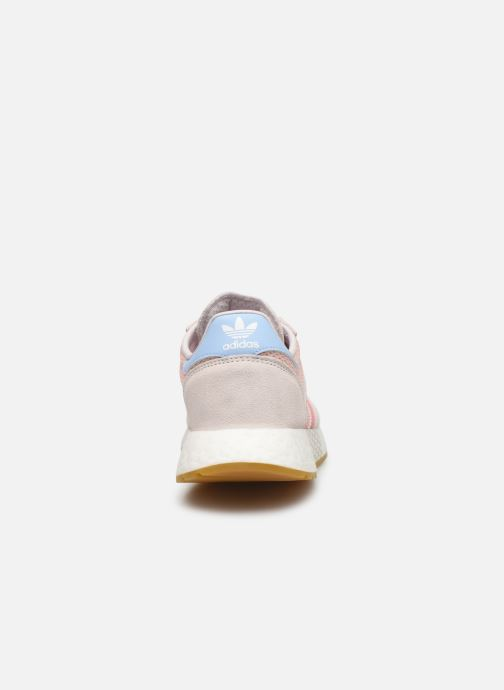 Baskets adidas originals Marathon Tech W Rose vue droite