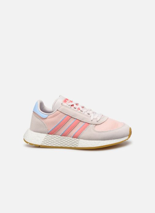 Sneakers adidas originals Marathon Tech W Roze achterkant