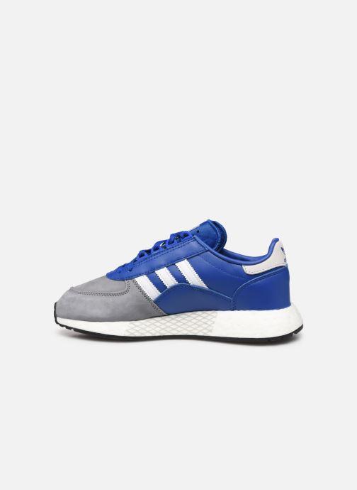 Sneakers adidas originals Marathon Tech W Rood voorkant