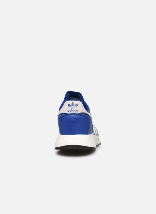Sneakers adidas originals Marathon Tech W Rood rechts
