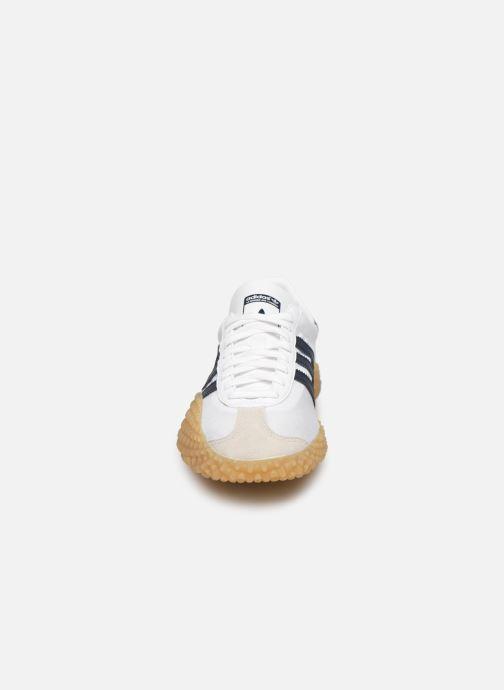 Sneaker adidas originals Countryxkamanda weiß schuhe getragen