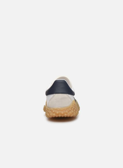 Sneakers adidas originals Countryxkamanda Wit rechts