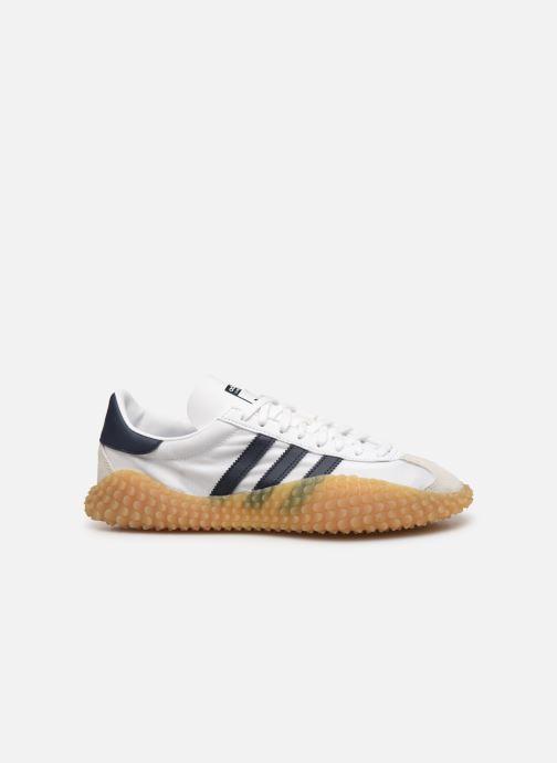 Sneaker adidas originals Countryxkamanda weiß ansicht von hinten