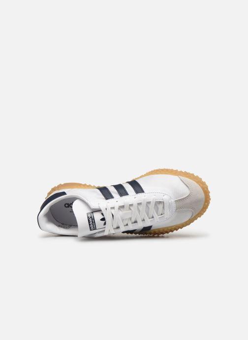 Sneaker adidas originals Countryxkamanda weiß ansicht von links