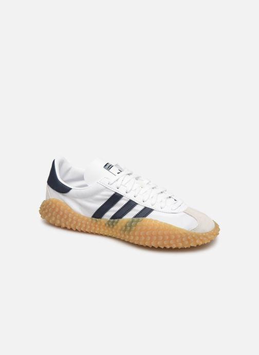 Sneakers adidas originals Countryxkamanda Wit detail