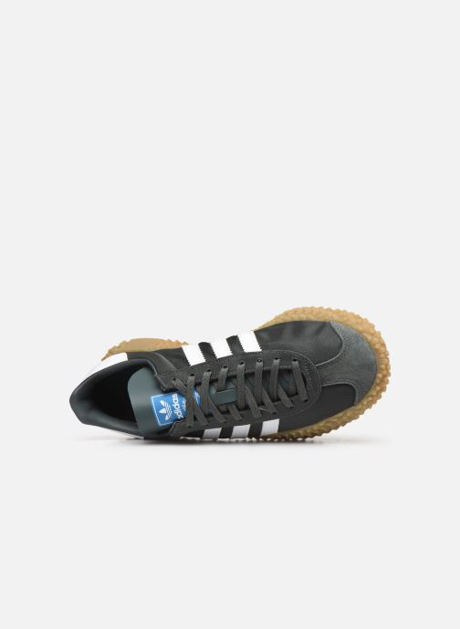 Sneakers adidas originals Countryxkamanda Verde immagine sinistra