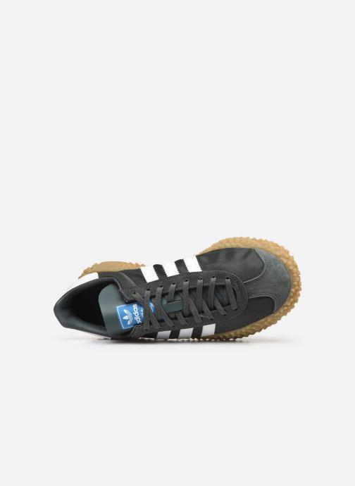 Sneaker adidas originals Countryxkamanda grün ansicht von links