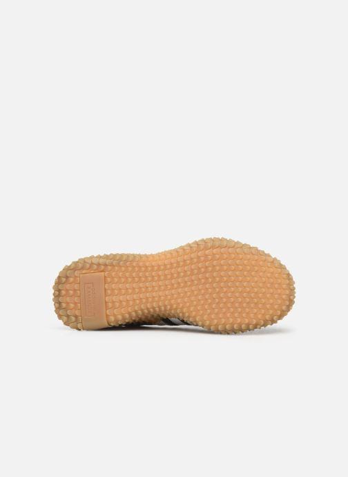 Sneaker adidas originals Countryxkamanda grün ansicht von oben