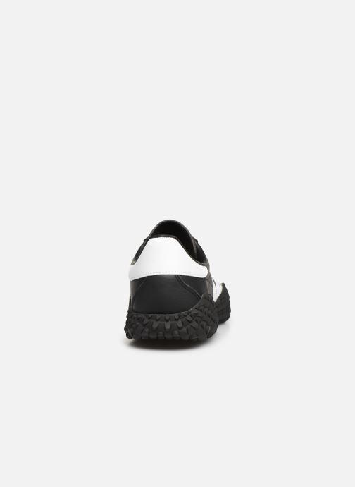 Baskets adidas originals Countryxkamanda Noir vue droite