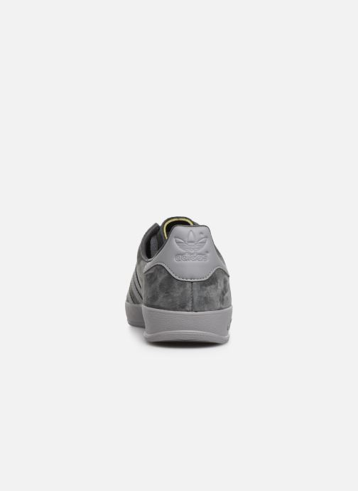 Baskets adidas originals Broomfield Gris vue droite