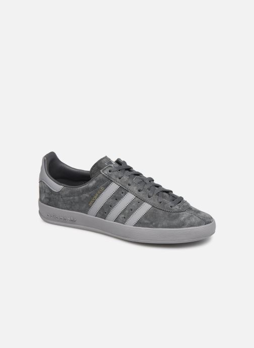 Baskets adidas originals Broomfield Gris vue détail/paire
