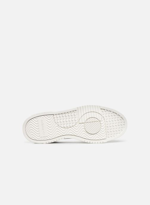 Sneakers adidas originals Supercourt Azzurro immagine dall'alto