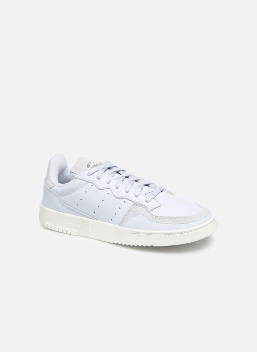 Sneakers adidas originals Supercourt Blå detaljeret billede af skoene