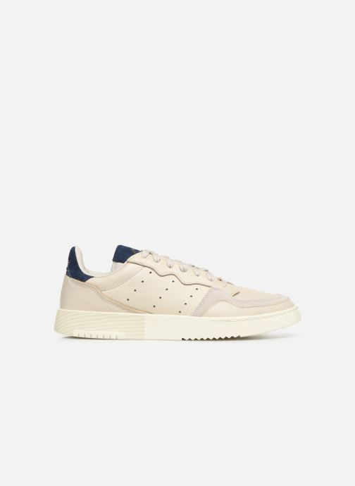 Sneakers adidas originals Supercourt Beige immagine posteriore