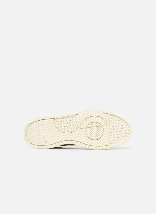 Sneakers adidas originals Supercourt Beige boven