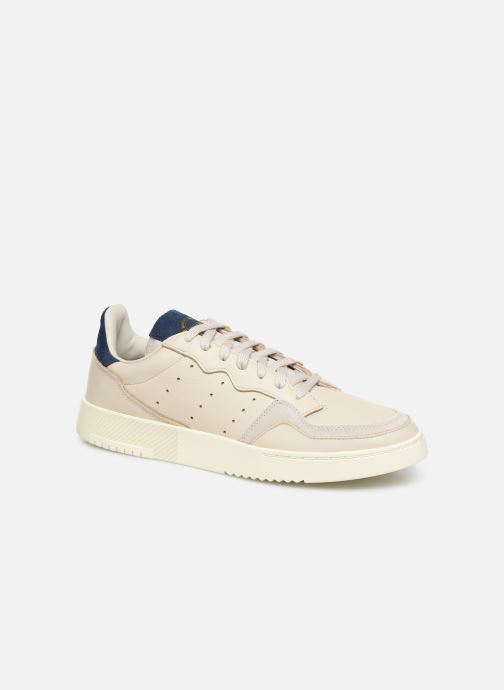 Sneakers adidas originals Supercourt Beige detail