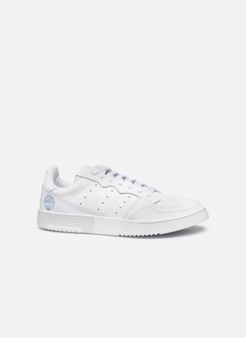 Sneakers adidas originals Supercourt Bianco immagine posteriore
