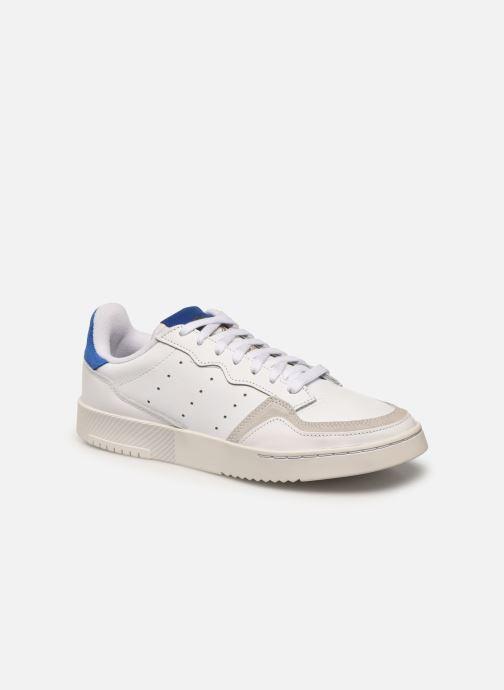 Sneaker adidas originals Supercourt weiß detaillierte ansicht/modell