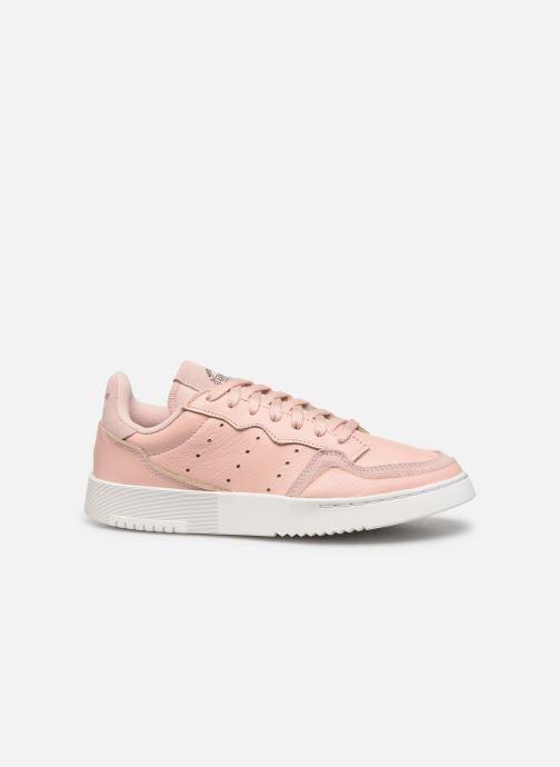 Sneakers adidas originals Supercourt W Rosa immagine posteriore
