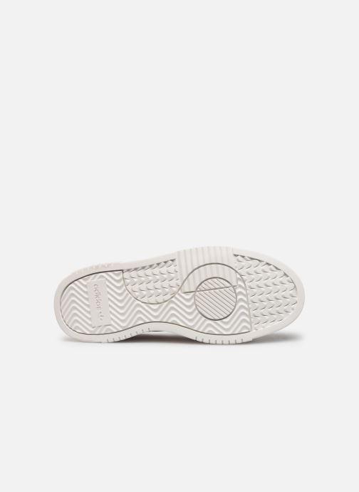 Sneakers adidas originals Supercourt W Rosa immagine dall'alto