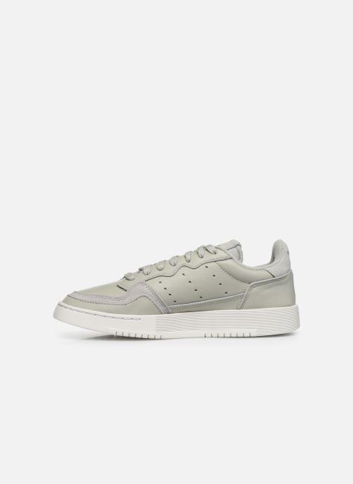 Sneakers adidas originals Supercourt W Grigio immagine frontale