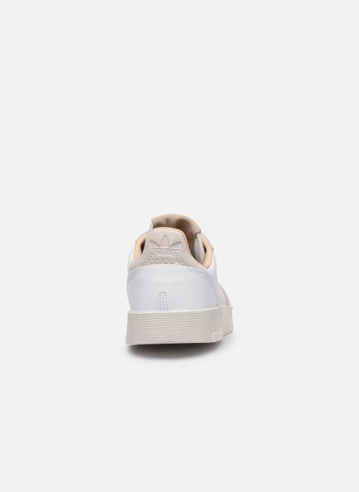 Sneakers adidas originals Supercourt W Wit rechts