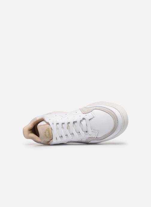 Sneakers adidas originals Supercourt W Wit links