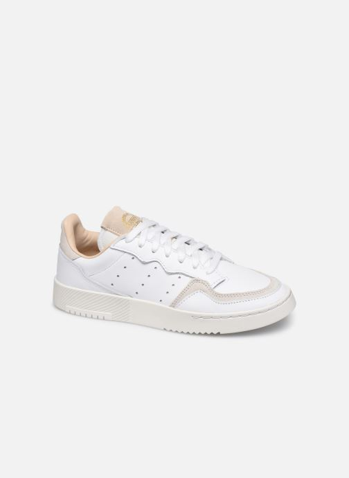 adidas originals Supercourt W Trainers in White at Sarenza