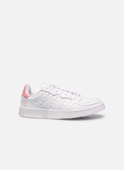 Sneakers adidas originals Supercourt W Bianco immagine posteriore