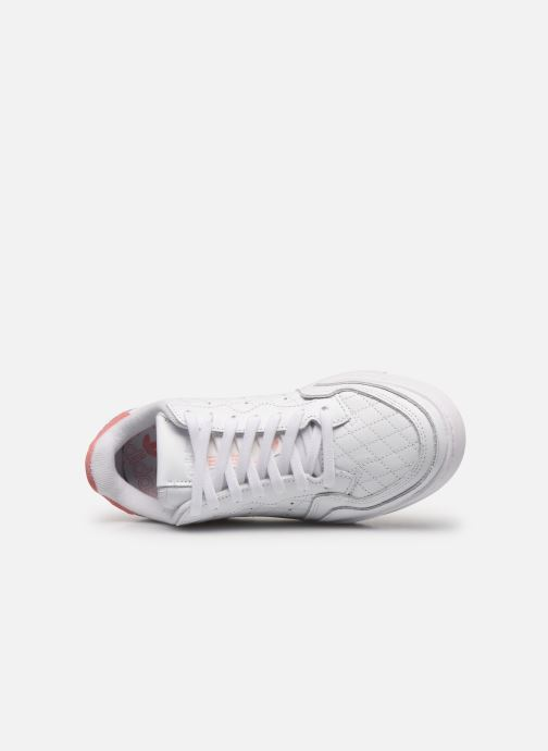 Baskets adidas originals Supercourt W Blanc vue gauche