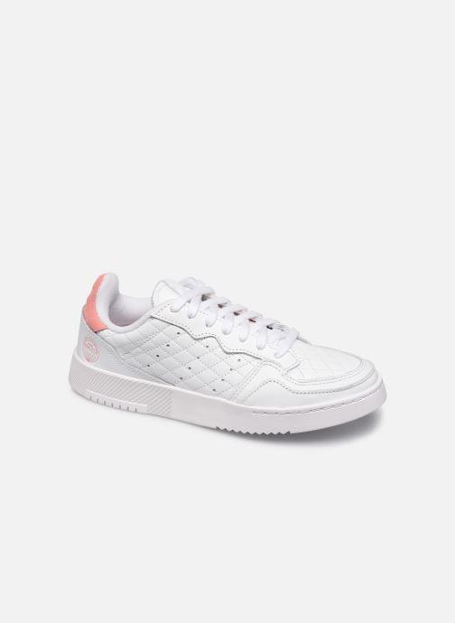 Sneakers adidas originals Supercourt W Wit detail
