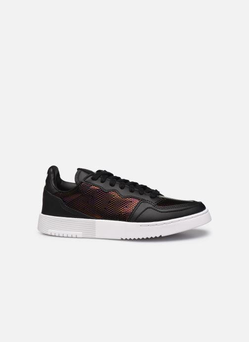 Sneakers adidas originals Supercourt W Nero immagine posteriore
