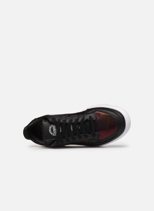 Baskets adidas originals Supercourt W Noir vue gauche