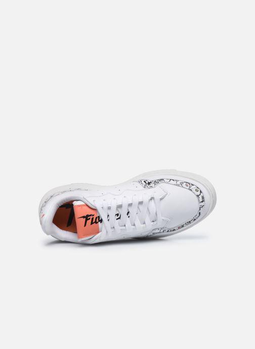 Sneakers adidas originals Supercourt W Bianco immagine sinistra