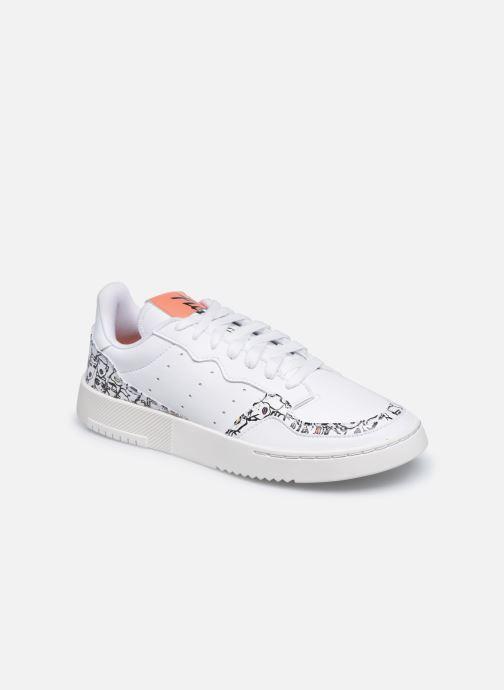 Sneakers adidas originals Supercourt W Bianco vedi dettaglio/paio