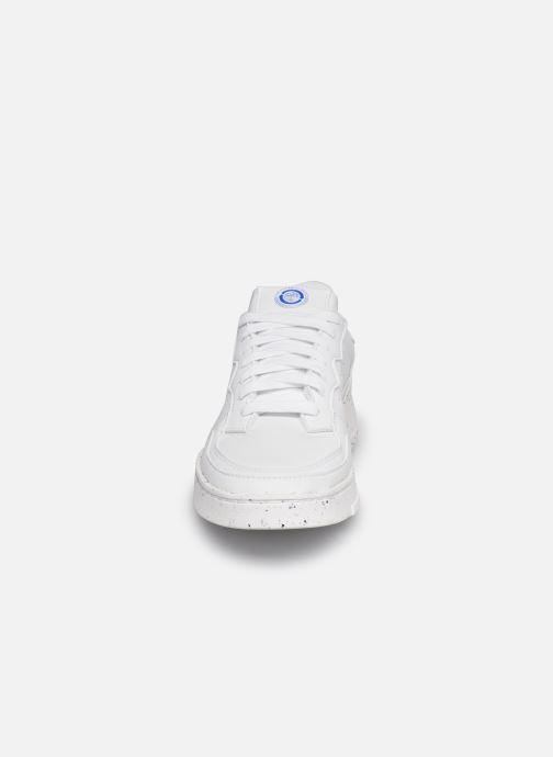 Sneaker adidas originals Supercourt W weiß schuhe getragen