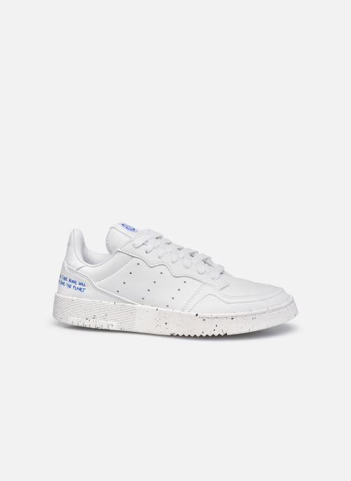 Sneaker adidas originals Supercourt W weiß ansicht von hinten