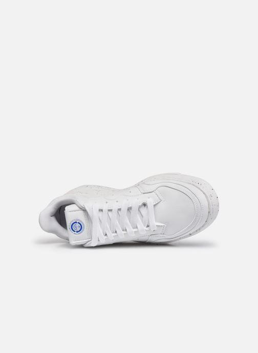 Sneaker adidas originals Supercourt W weiß ansicht von links