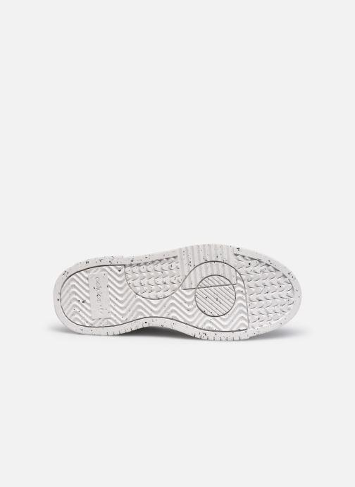 Sneaker adidas originals Supercourt W weiß ansicht von oben