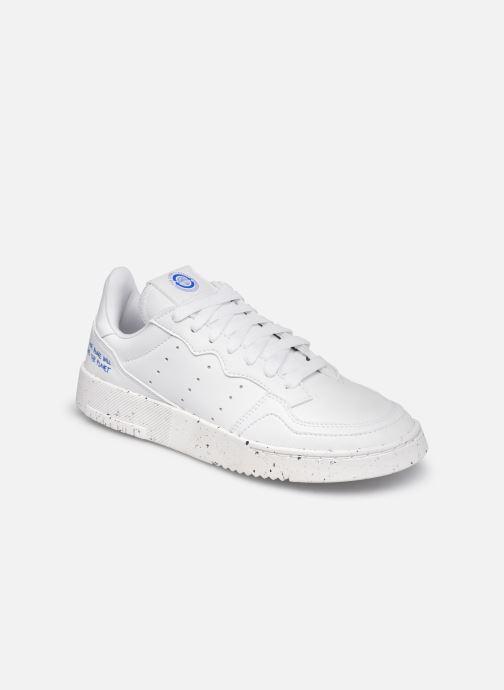 Sneaker adidas originals Supercourt W weiß detaillierte ansicht/modell