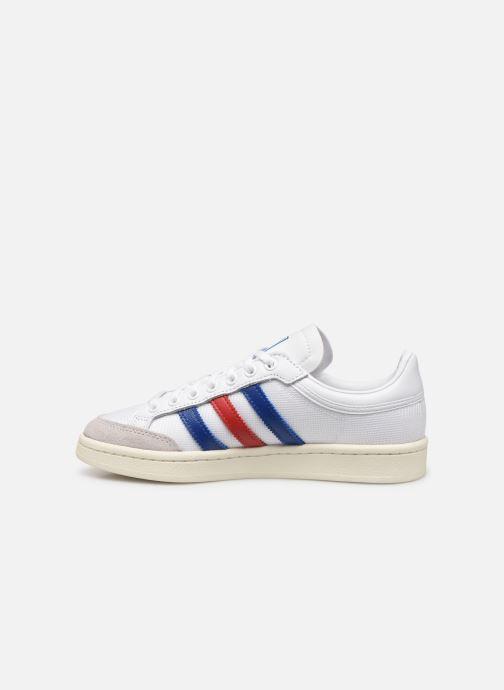 Sneakers adidas originals Americana Low W Wit voorkant