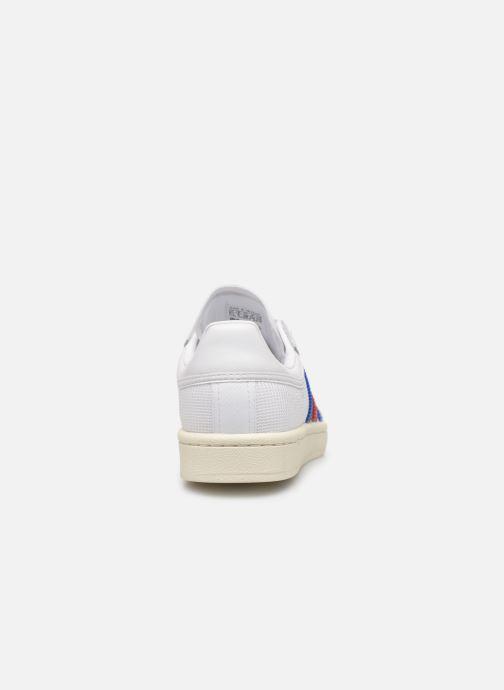 Sneakers adidas originals Americana Low W Wit rechts