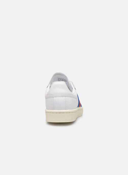 Baskets adidas originals Americana Low W Blanc vue droite