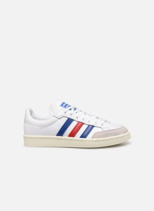 Baskets adidas originals Americana Low W Blanc vue derrière