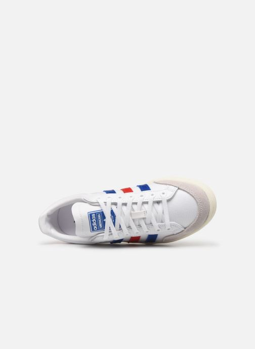 Baskets adidas originals Americana Low W Blanc vue gauche