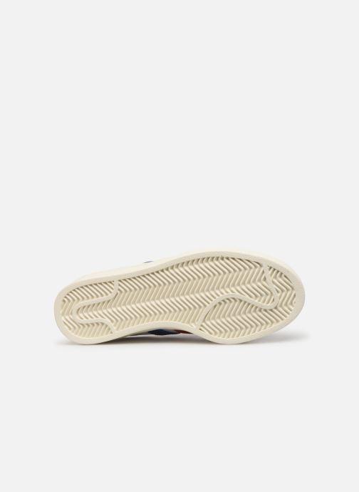 Baskets adidas originals Americana Low W Blanc vue haut
