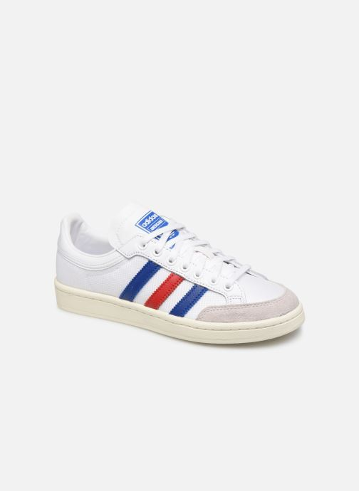 Baskets adidas originals Americana Low W Blanc vue détail/paire