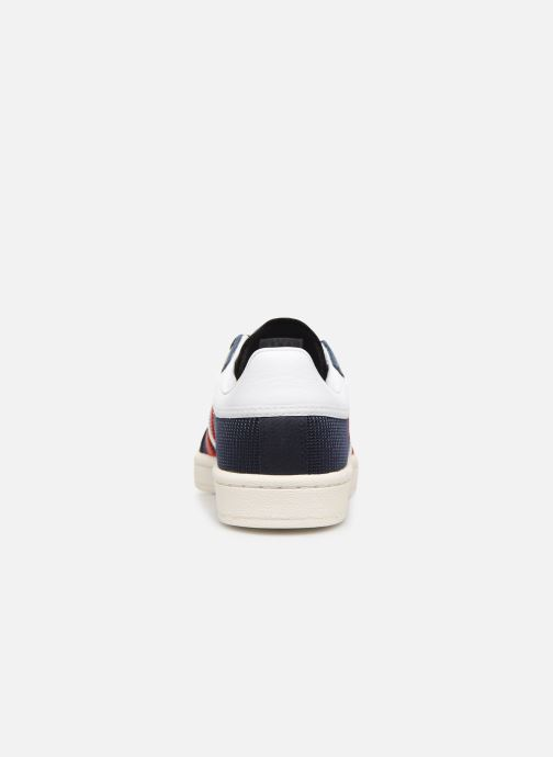 Trainers adidas originals Americana Low W Blue view from the right