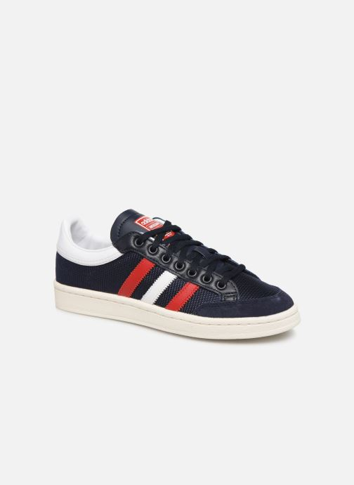 Trainers adidas originals Americana Low W Blue detailed view/ Pair view