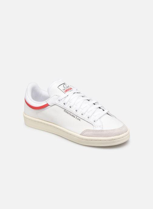 Sneaker adidas originals Americana Low W weiß detaillierte ansicht/modell